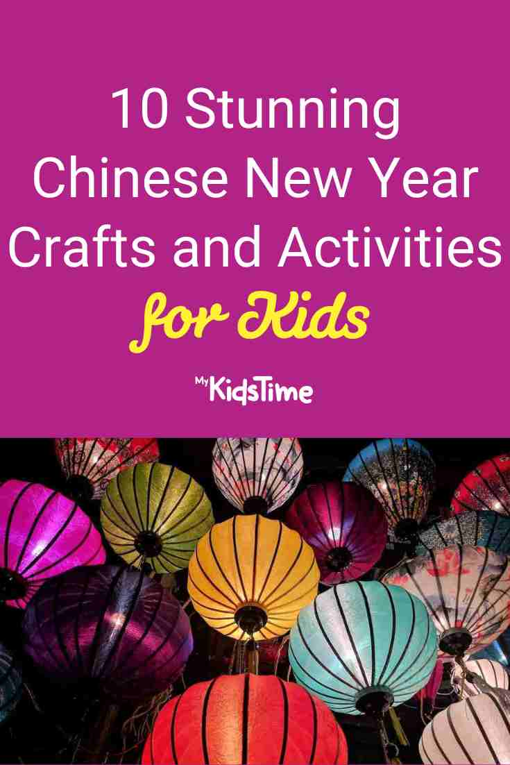 10 Stunning Chinese New Year crafts for kids - Mykidstime