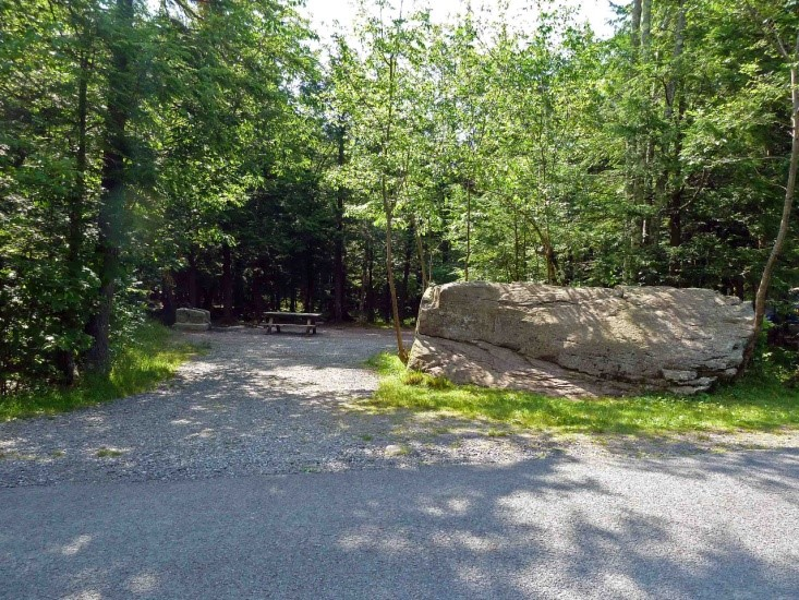 north south lake campground