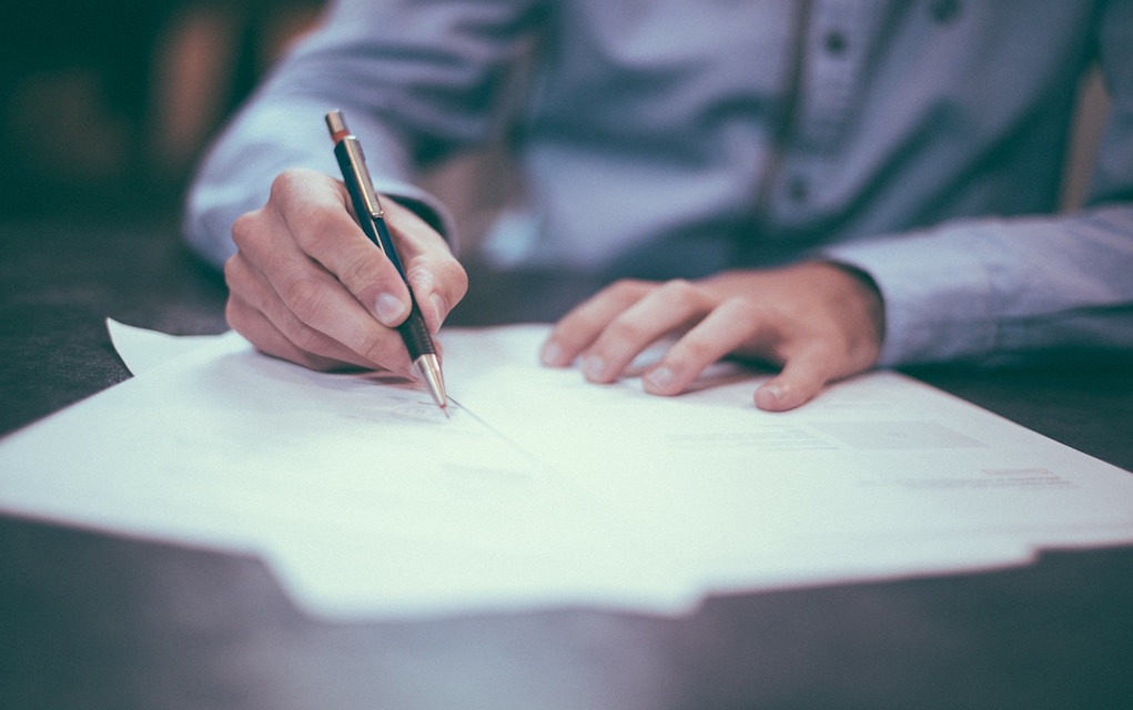 Making a will to protect your family