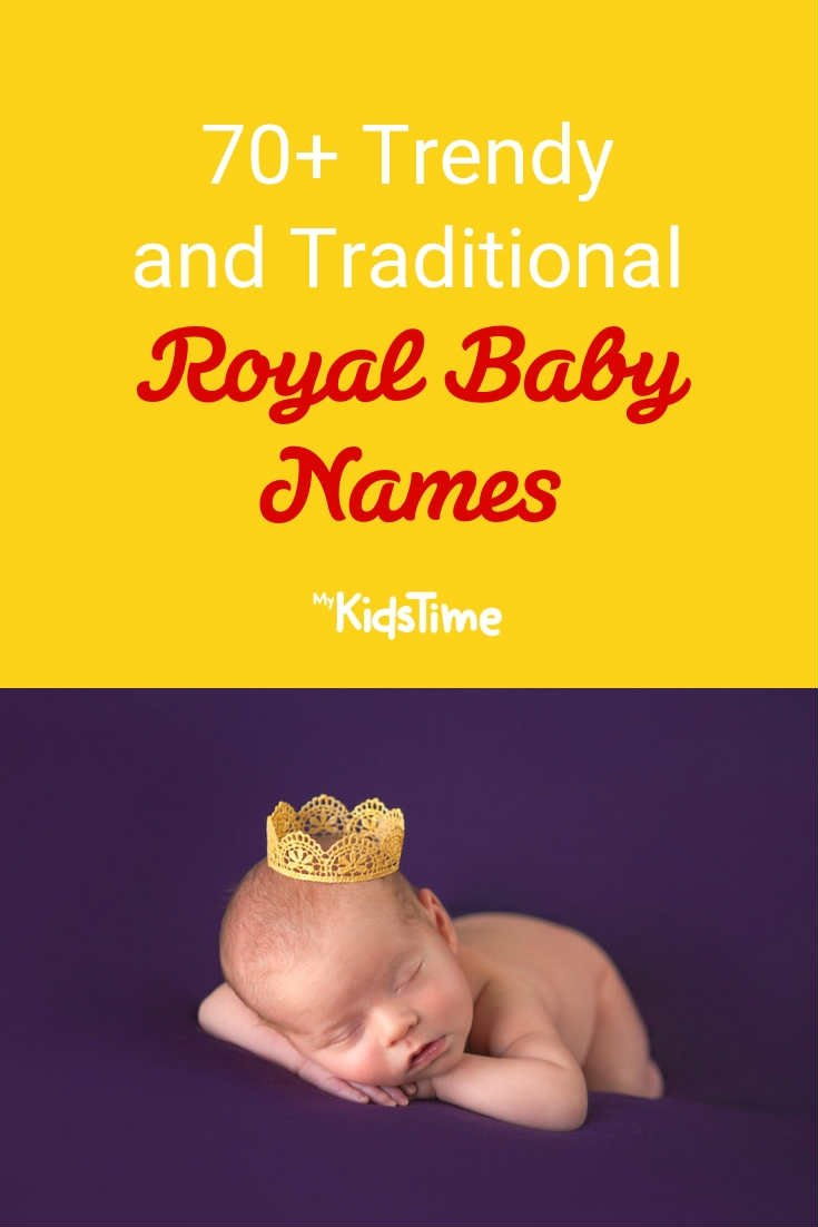 Trendy and Traditional Royal Baby Names - Mykidstime
