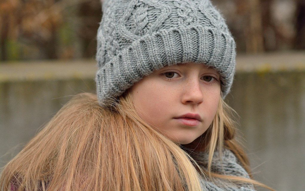 child sadness Rainbows Ireland providing support for dealing with bereavement and separation