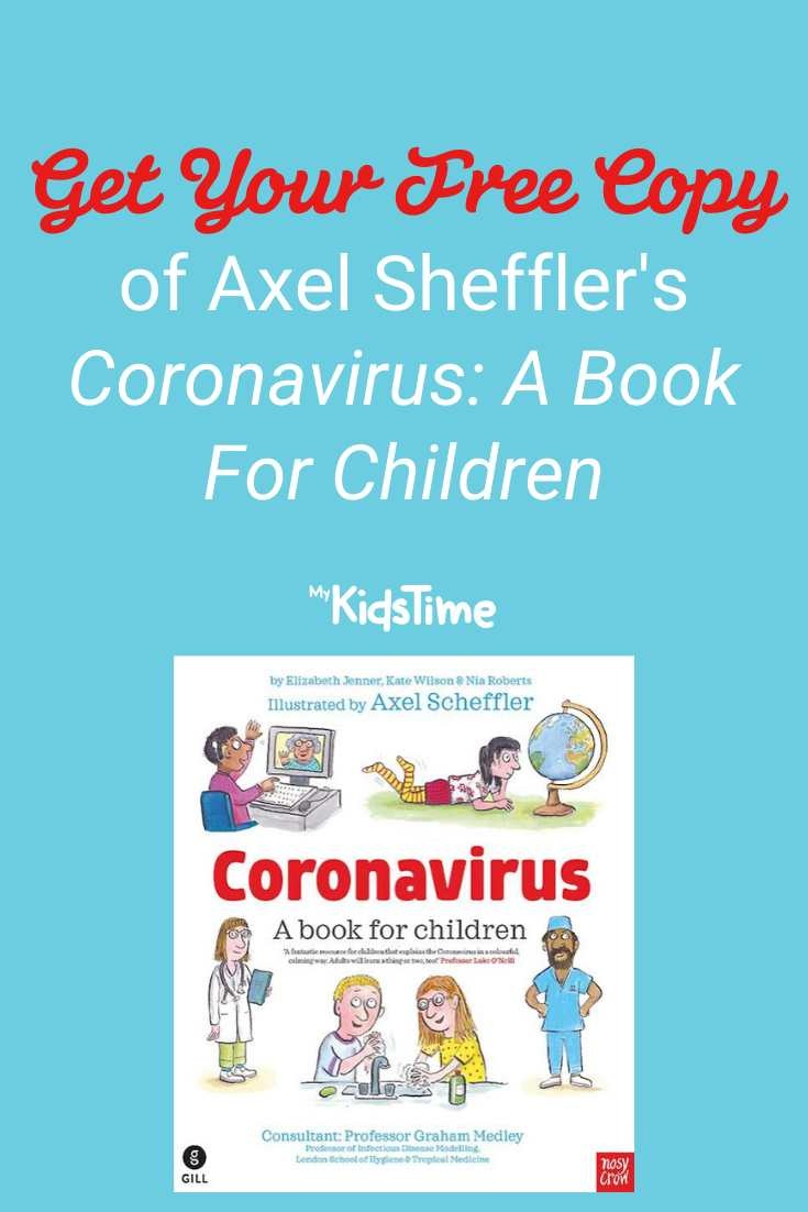 Get Your FREE Copy of Coronavirus_ A Book for Children - Mykidstime