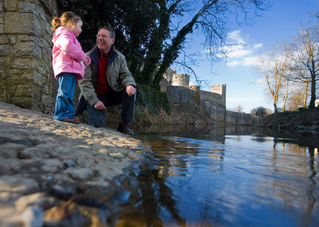Cahir Castle Tipperary fun family day out ideas