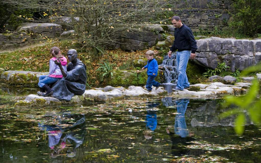 Irish National Stud and Gardens Family days out ideas