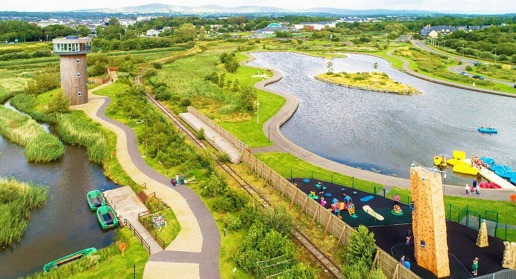 tralee bay wetlands family days out ideas Ireland